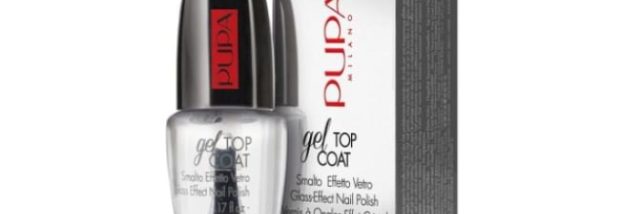 Gel Top Coat by PUPA